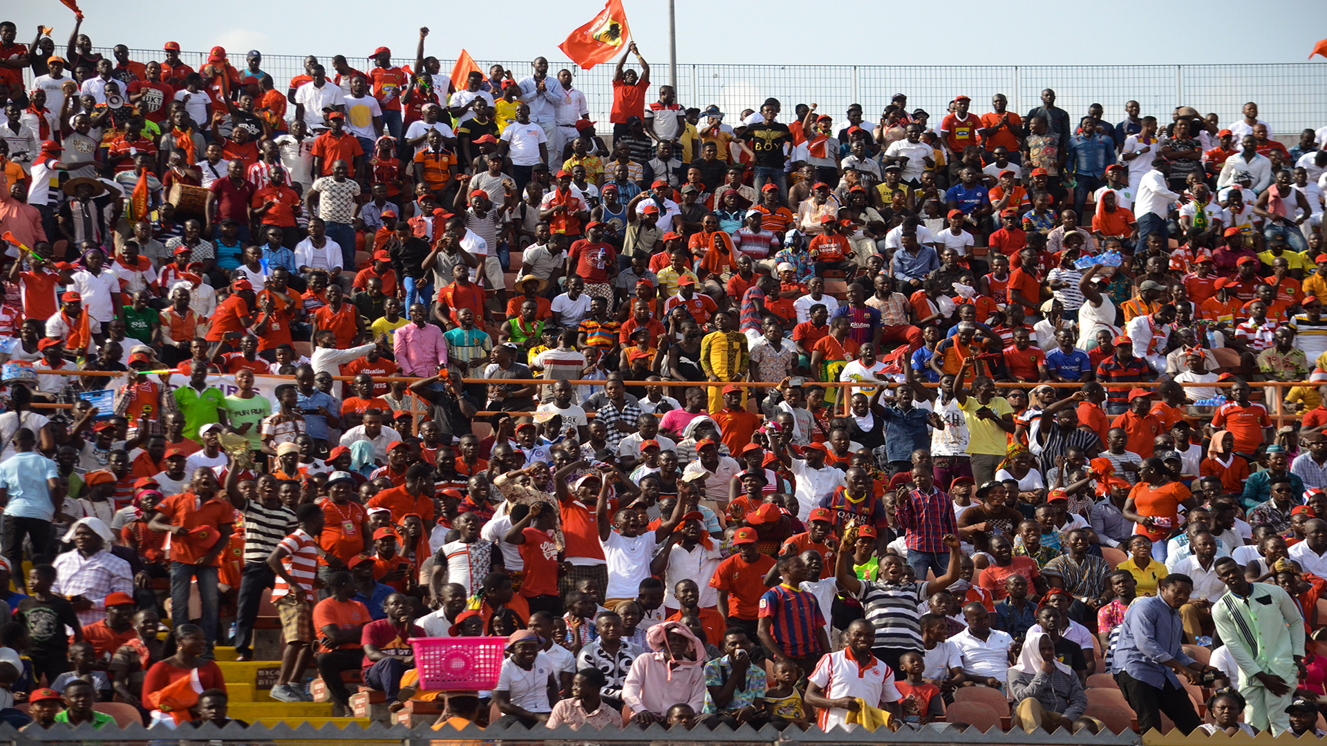 Ghana Ministry of Sports unhappy with clubs' reaction to closed door matches directive