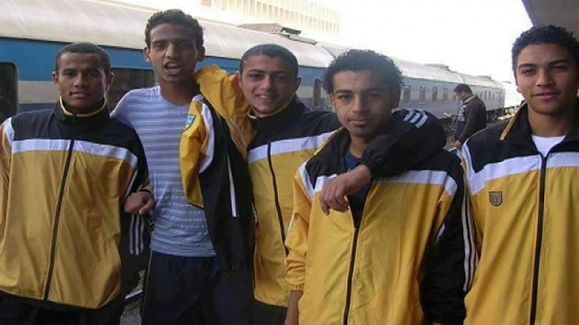 Mohamed Salah El Mokawloon Club