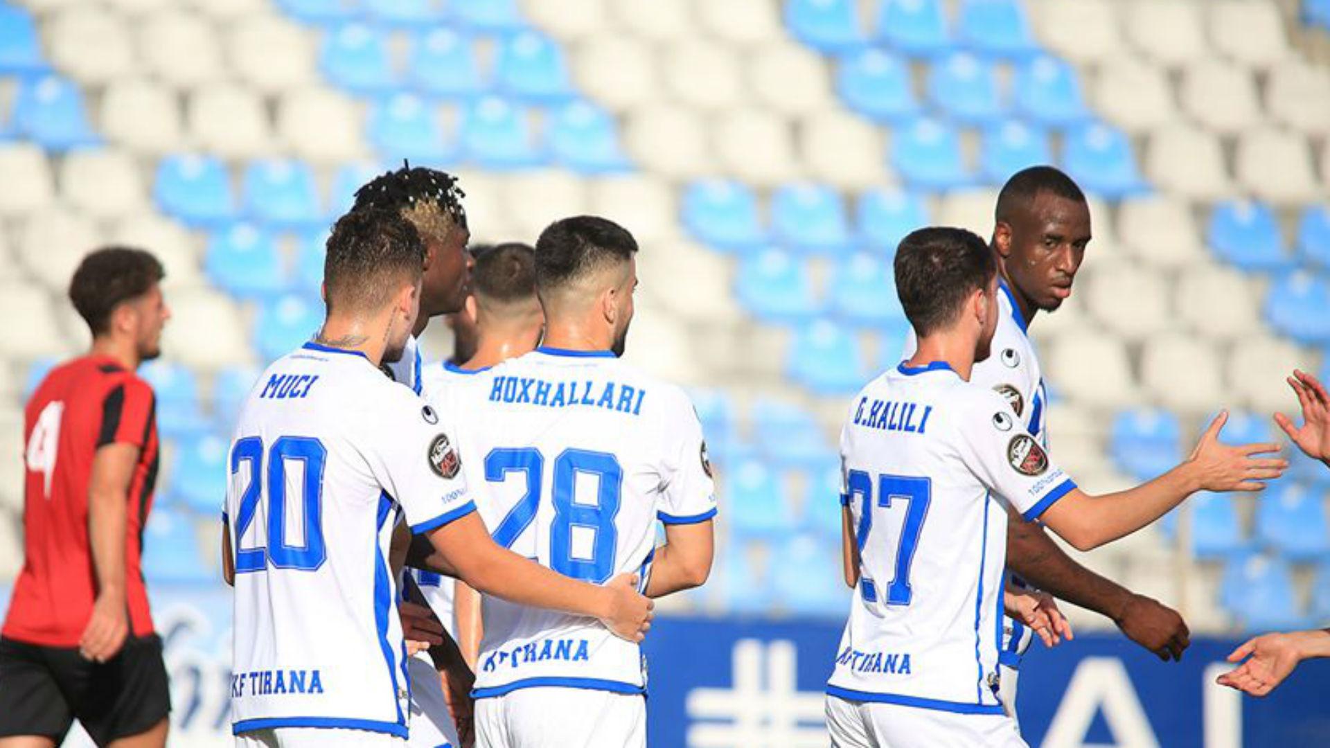 Dunga to miss Vllaznia Shkoder vs Partizani Tirana showdown due to permit issues