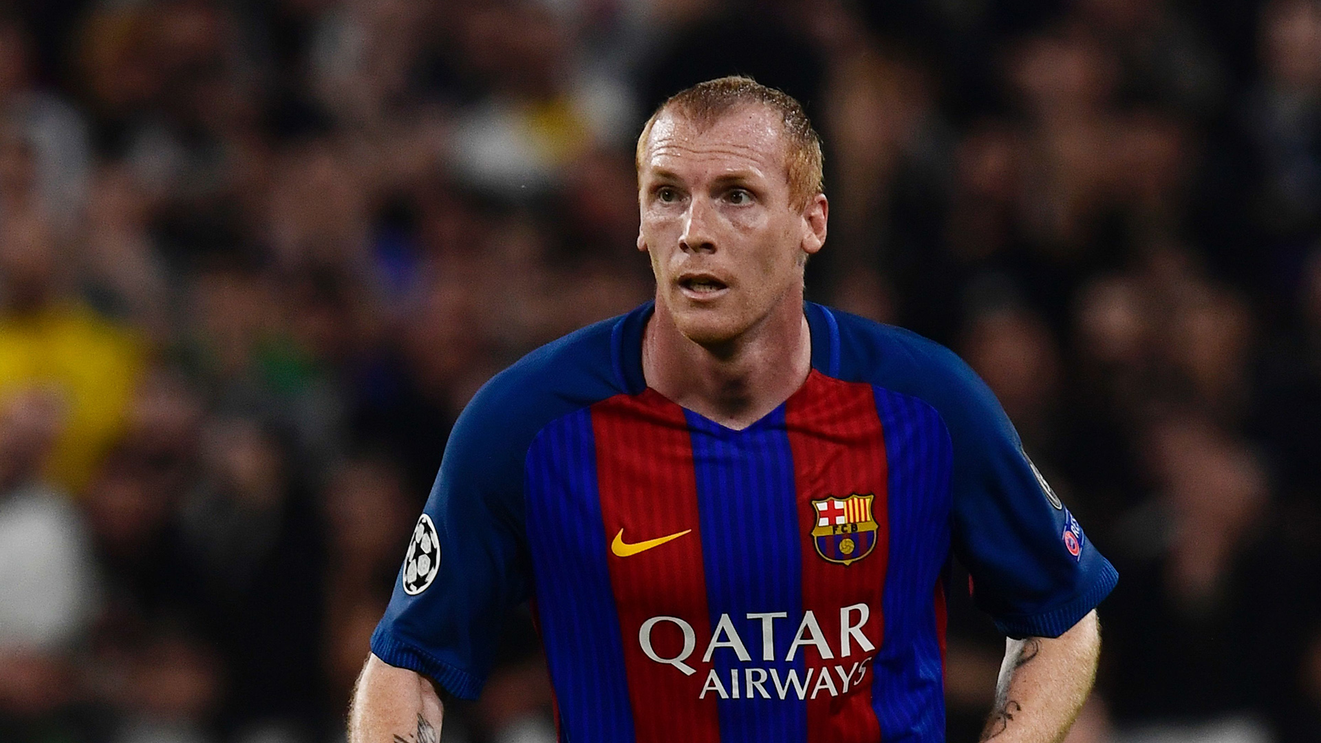 Transfer news: Barcelona confirm Jeremy Mathieu exit after allowing him to train with Sporting | Goal.com