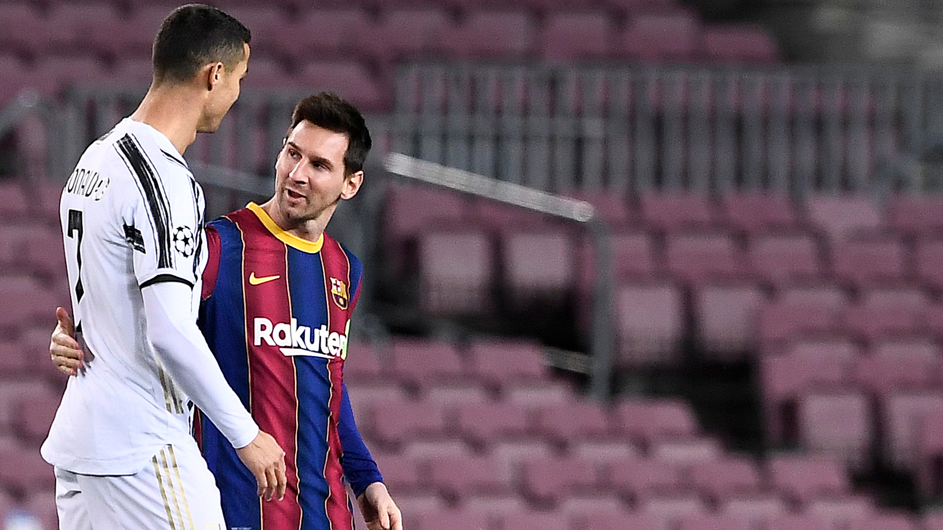 'Ronaldo stands out in football' - Barcelona star Messi salutes long-time rival