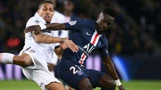 Idrissa Gueye PSG Dijon Ligue 1
