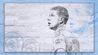Kevin De Bruyne Manchester City GFX