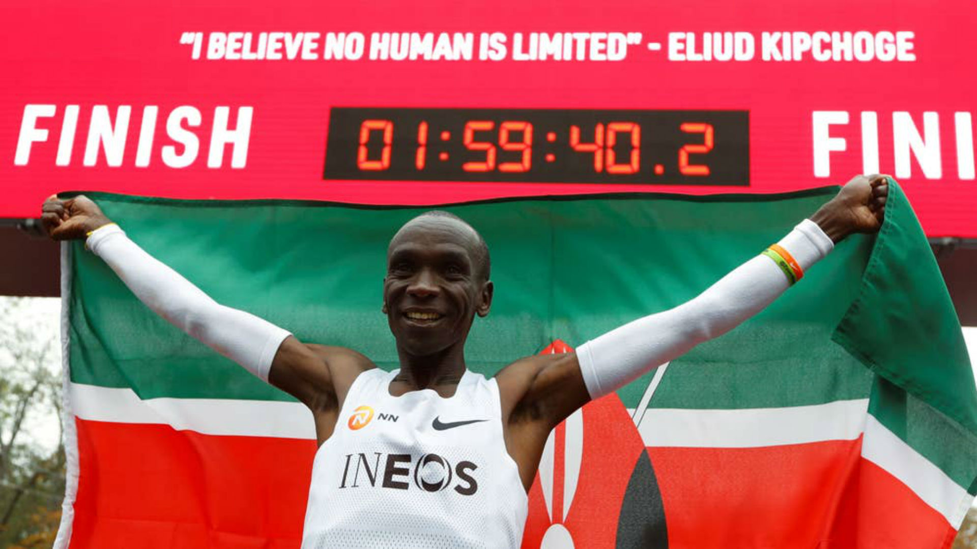 Kipchoge's Olympic heroics can inspire AFC Leopards to win the title - Aussems