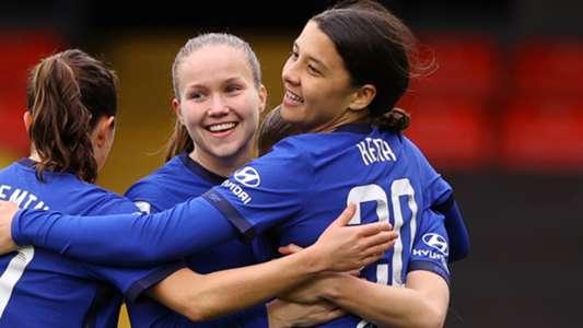 Chelsea retain Women's Super League title as Bristol City relegated | Goal.com