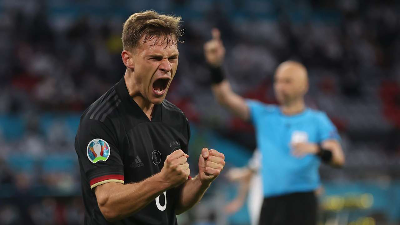 Kimmich Germany Euro 2020