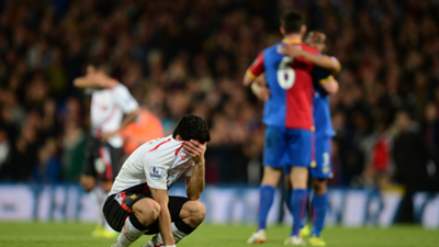 Crystal Palace Liverpool 2013-14 Premier League