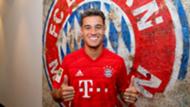 Philippe Coutinho Bayern Munih