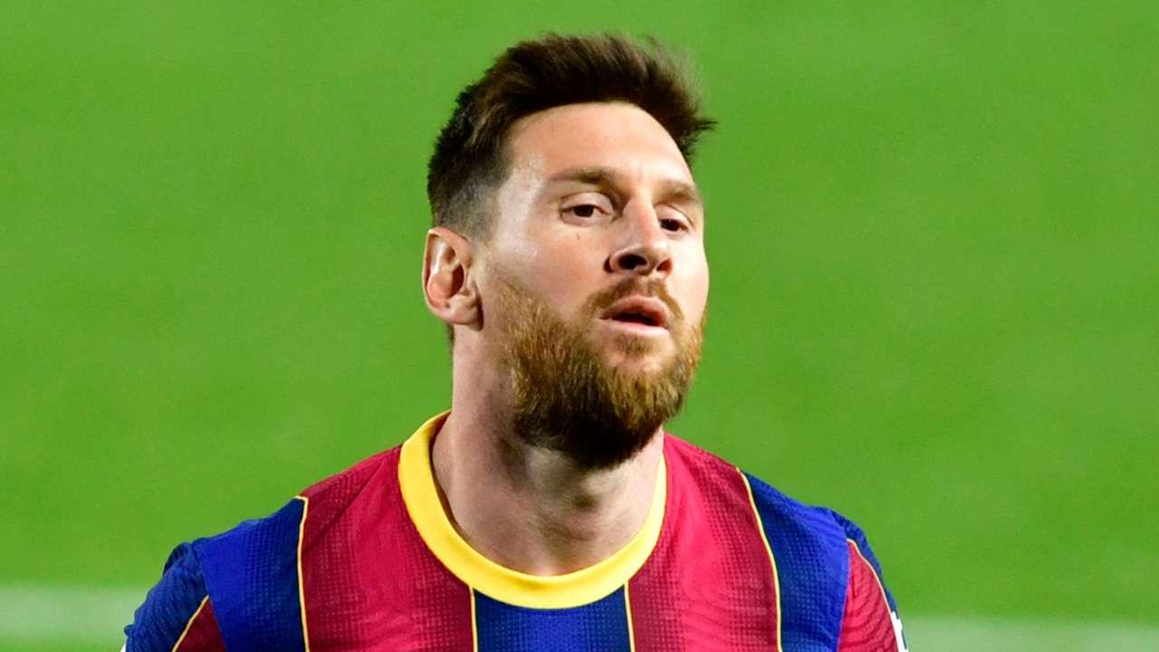 Lionel Messi, Barcelona 2020-21