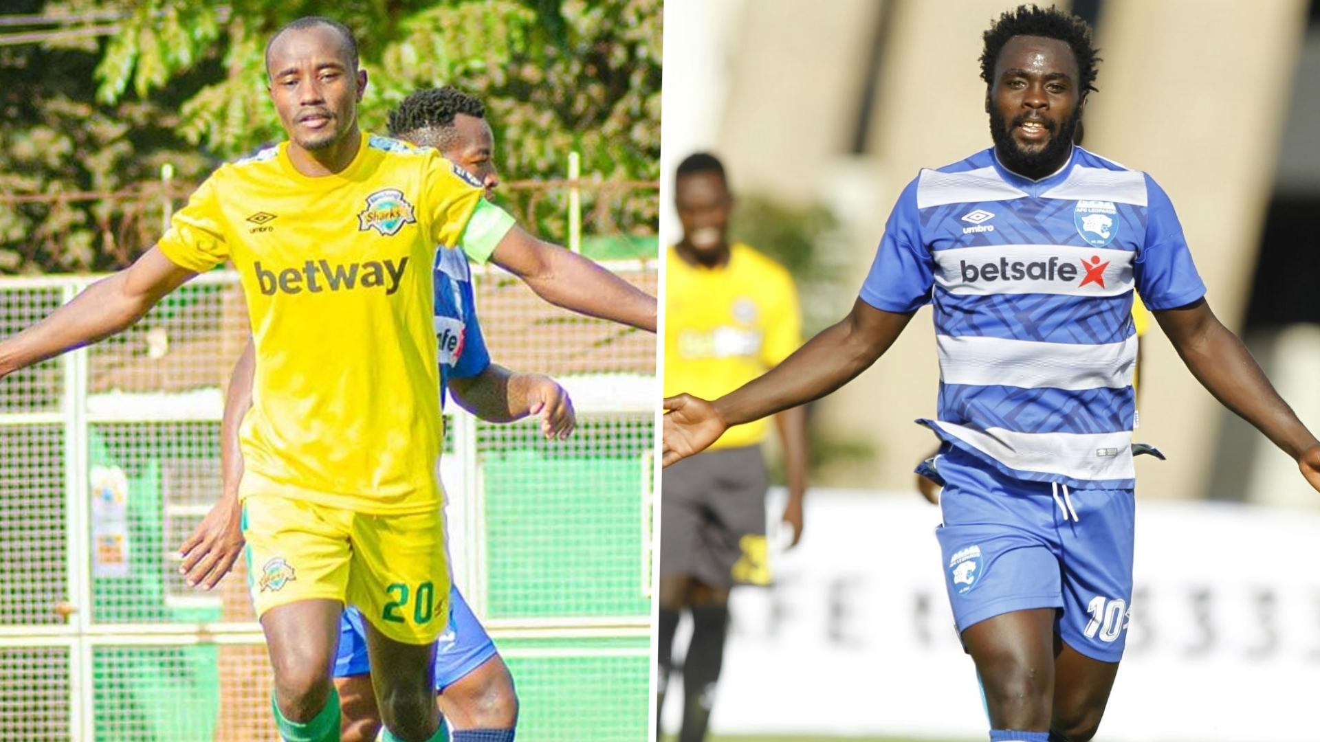 Will AFC Leopards' Rupia stop Kariobangi Sharks' Kapaito from winning FKF Golden Boot?