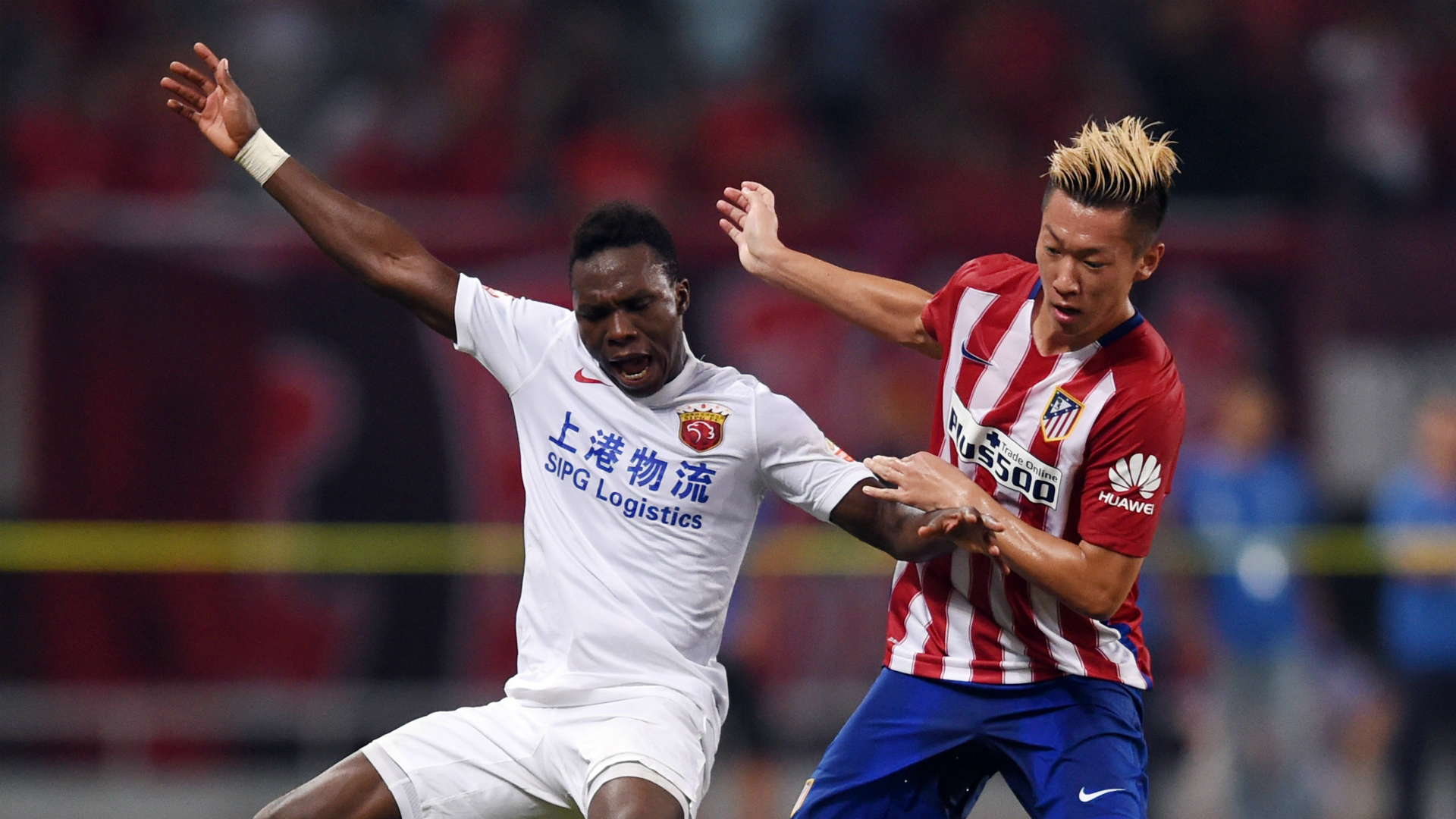 Jean Kouassi's double powers Wuhan Zall past Shijiazhuang Ever Bright