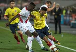Falcao Peru Colombia Eliminatorias 10102017
