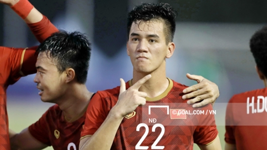 Tiến Linh: 'Câu động viên của HLV Park giúp U22 Việt Nam trở lại'   SEA Games 30   Goal.com