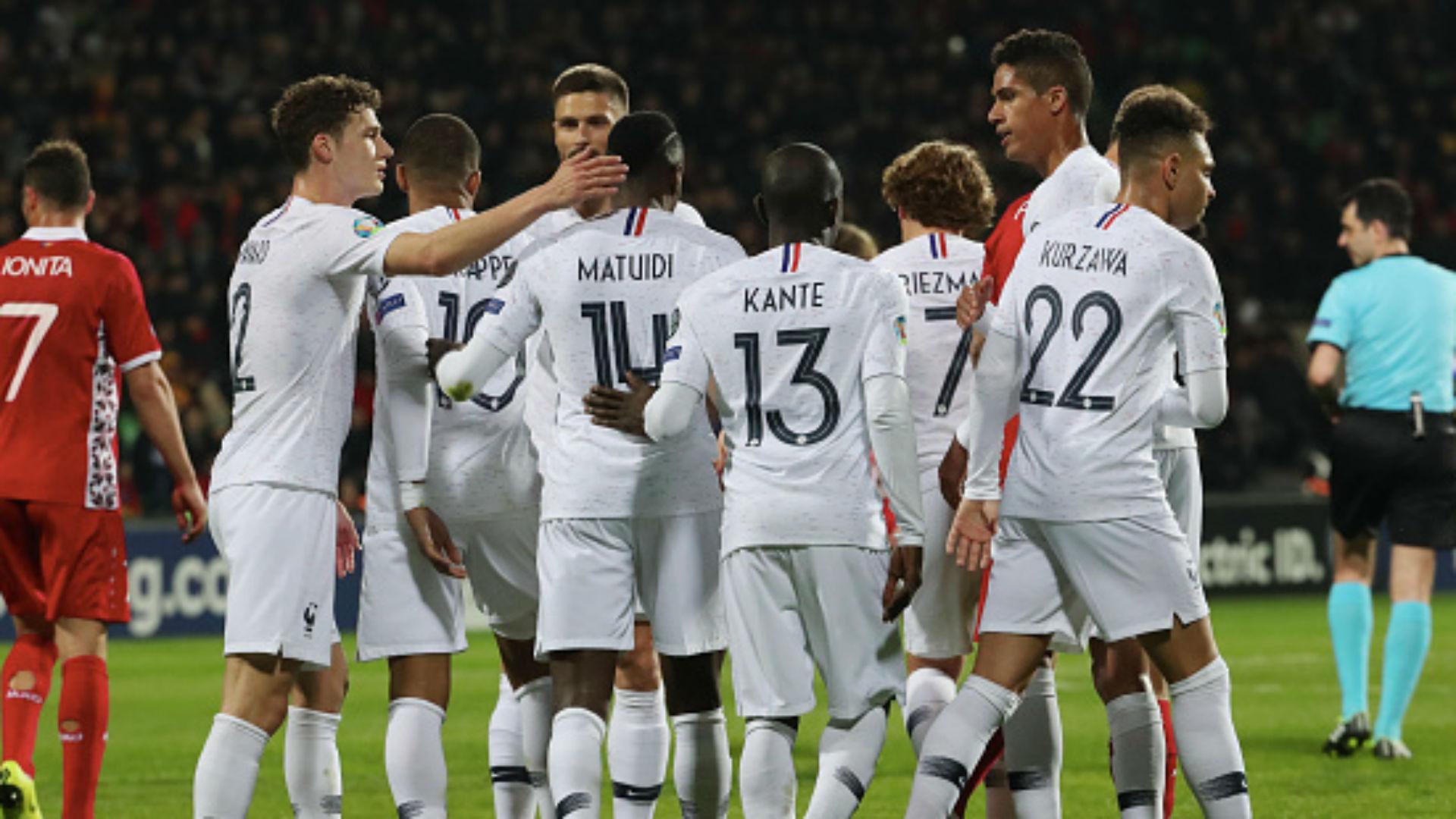 Ergebnis Island Frankreich