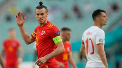 Bale Gales Suiza Euro 12062021