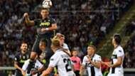 Cristiano Ronaldo Parma Juventus Serie A