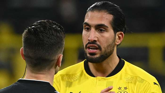 Emre Can, Dortmund 2020-21