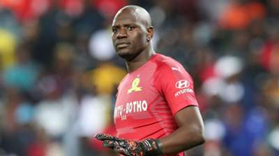Denis Onyango, Mamelodi Sundowns, April 2019