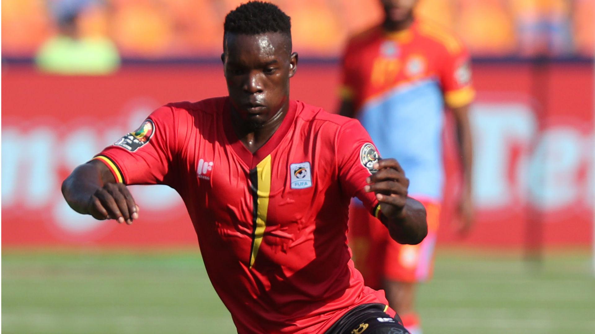 Aucho: Ugandan midfielder files for termination of Misr El-Makkasa contract
