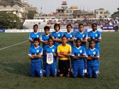 India U-15 Women's team