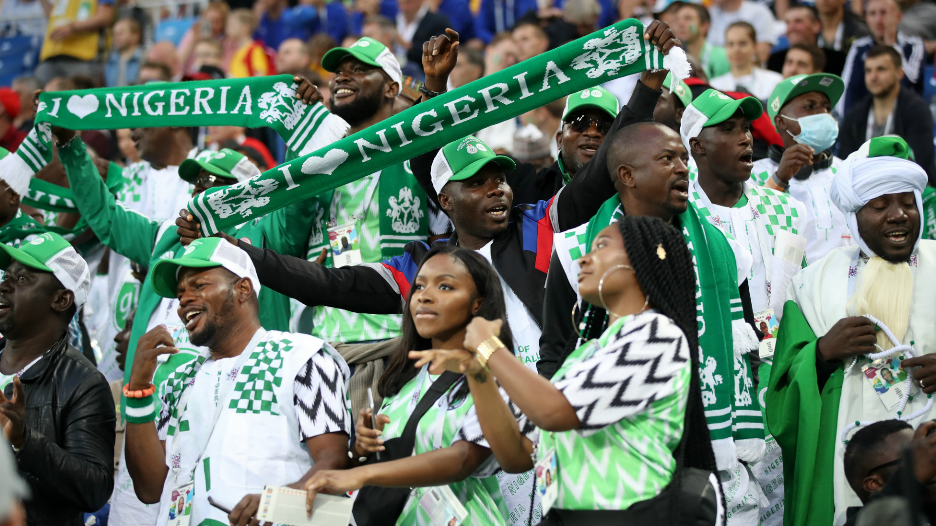When is the game between Mexico and Nigeria and how can I watch?