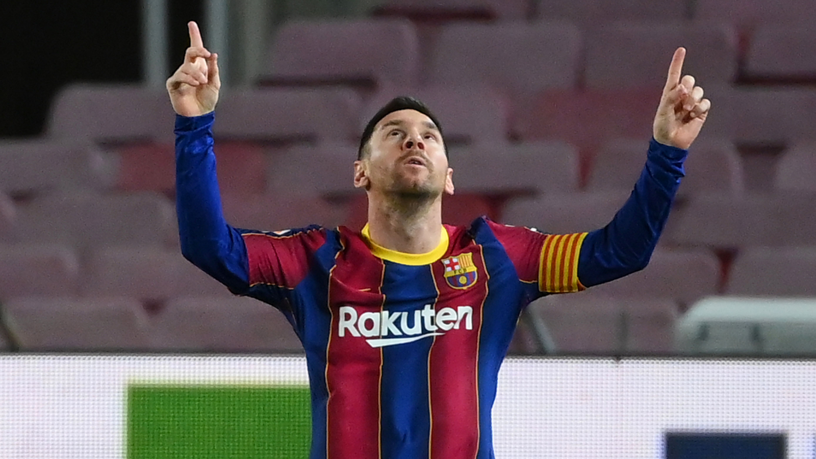 Messi reaches 650 Barcelona goals with free-kick against Athletic Club
