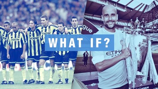 No Aguero, no Guardiola, no Etihad Stadium - the sliding doors moment that changed Man City's destiny   Goal.com
