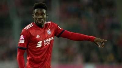 NxGn 2019 Alphonso Davies Bayern Munich