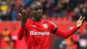 Moussa Diaby Leverkusen 23022020