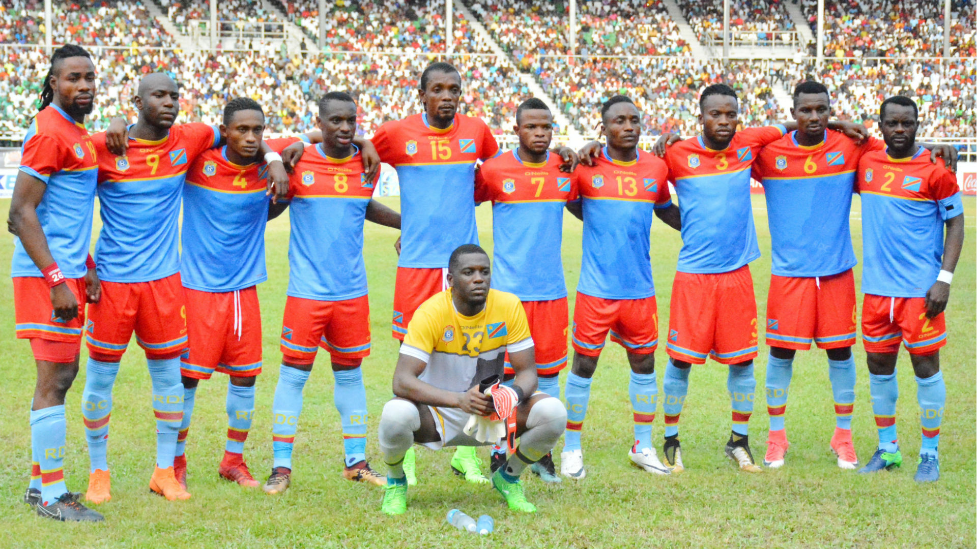 Afcon Dr Congo Unveil Final Squad Goal Com