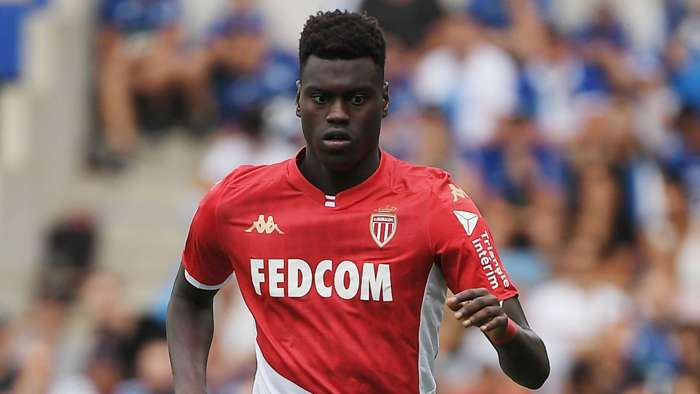Benoit Badiashile - AS Monaco
