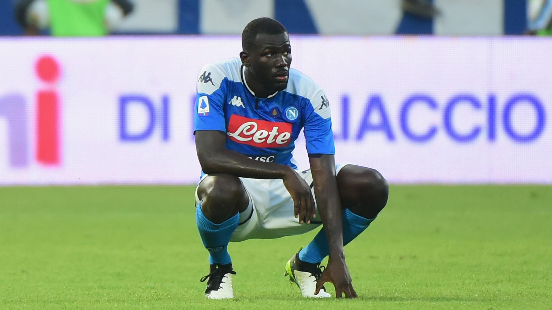 Koulibaly was 'extraordinary' even before I joined Napoli - Manolas