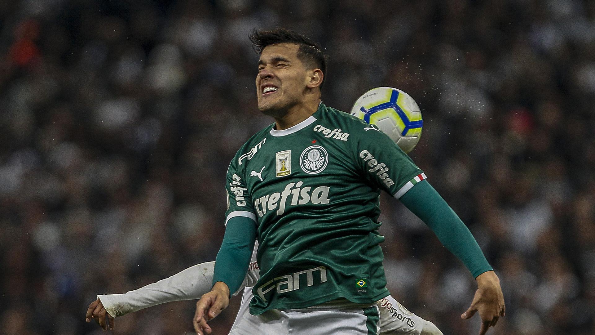 Gustavo Gomez Corinthians Palmeiras Brasileirão Série A 04082019