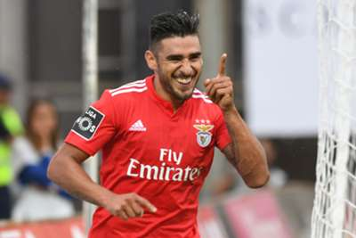 Eduardo Salvio Benfica