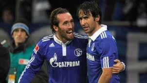 Christian Fuchs and Raul