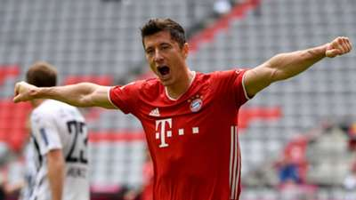 Robert Lewandowski Bayern Munich 20062020