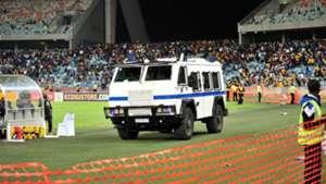 Moses Mabhida Stadium violence, April 2018