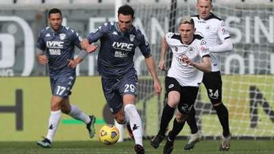 Artur Ionita Spezia Benevento Serie A