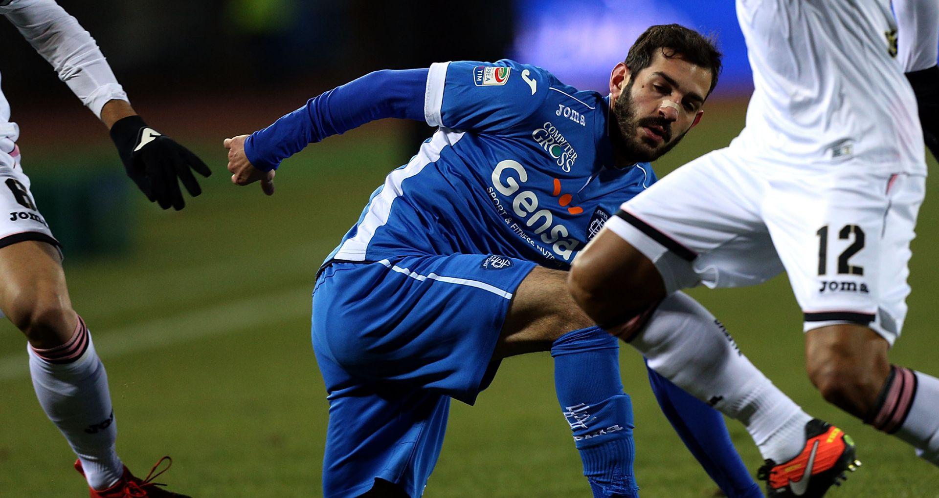 Riccardo Saponara Empoli Palermo Serie A