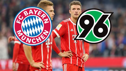 Hannover 96 Und Fc Bayern München Am 19.12.2021
