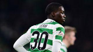 Tim Weah Celtic 2019
