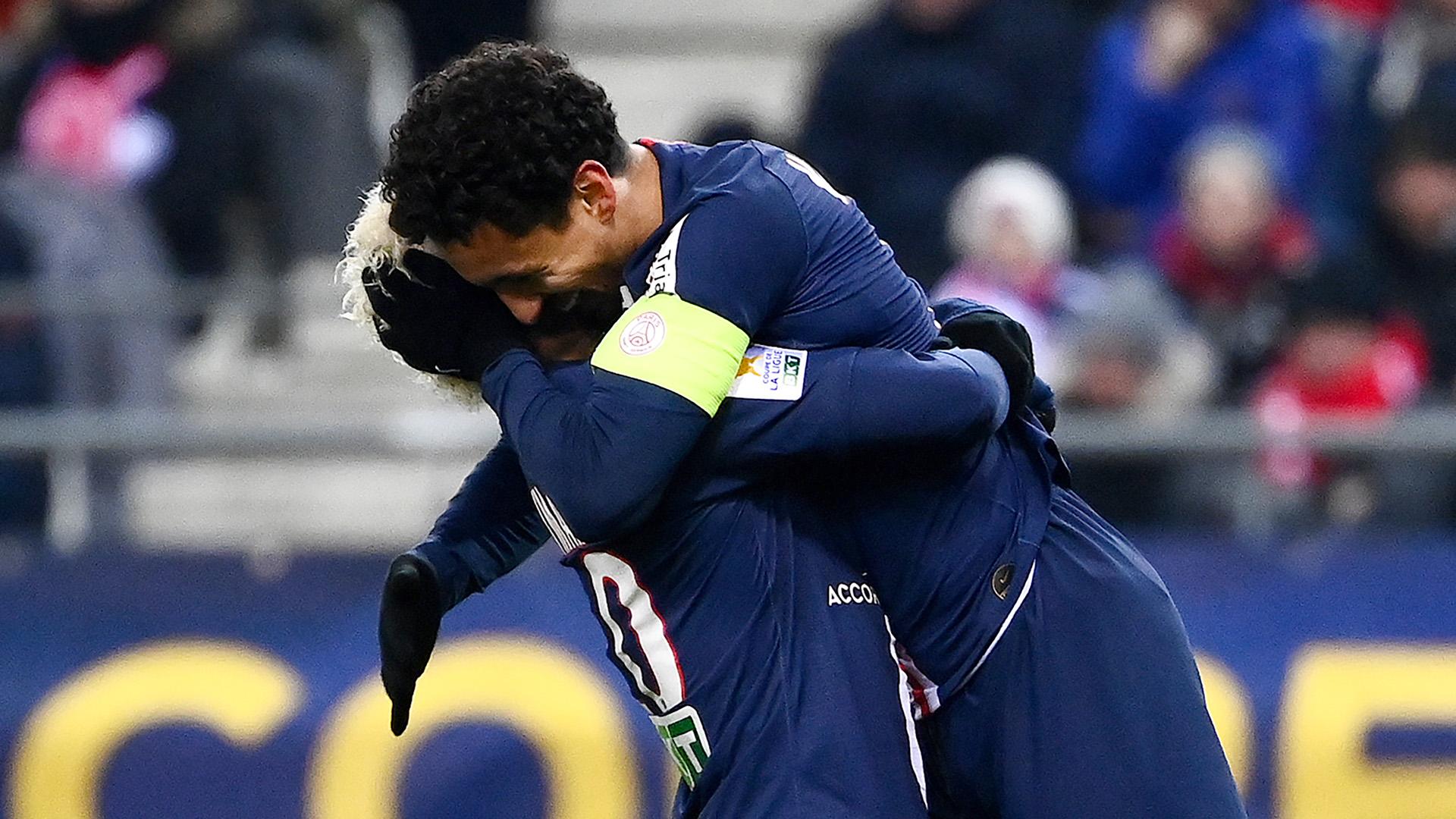 Marquinhos is Paris Saint-Germain's best player – Paulo Cesar