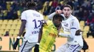 Abdoul Bamba Issiaga Sylla Nantes Toulouse Ligue 1 01122019
