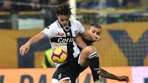 Roberto Inglese Parma Bologna Serie A