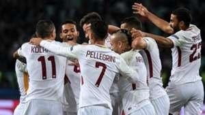 Qarabag - Roma Champions League