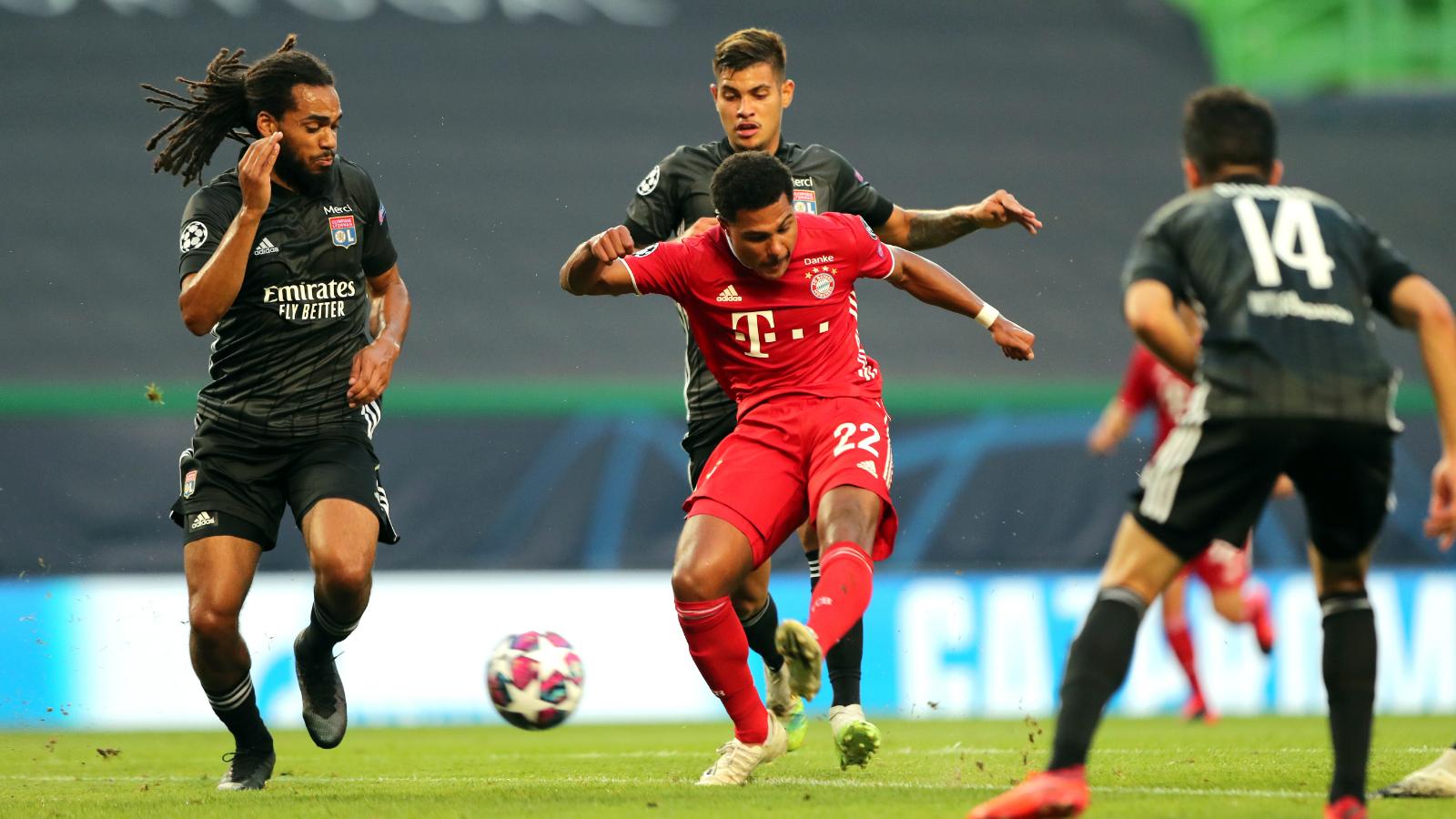 El resumen del Olympique Lyon vs. Bayern Munich, de la Champions ...