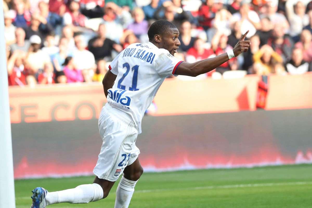 Toko Ekambi unfazed by Lyon's low Ligue 1 position | Goal.com