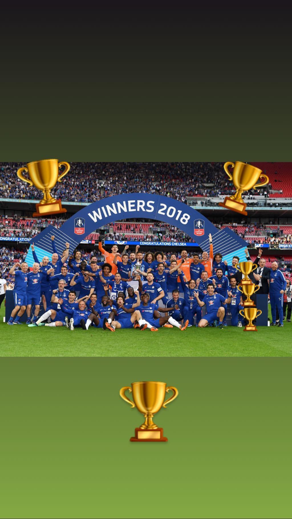 Willian Chelsea Antonio Conte 2017-18