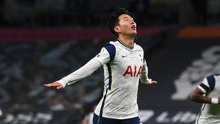 Son Heung-min Tottenham 2020-21