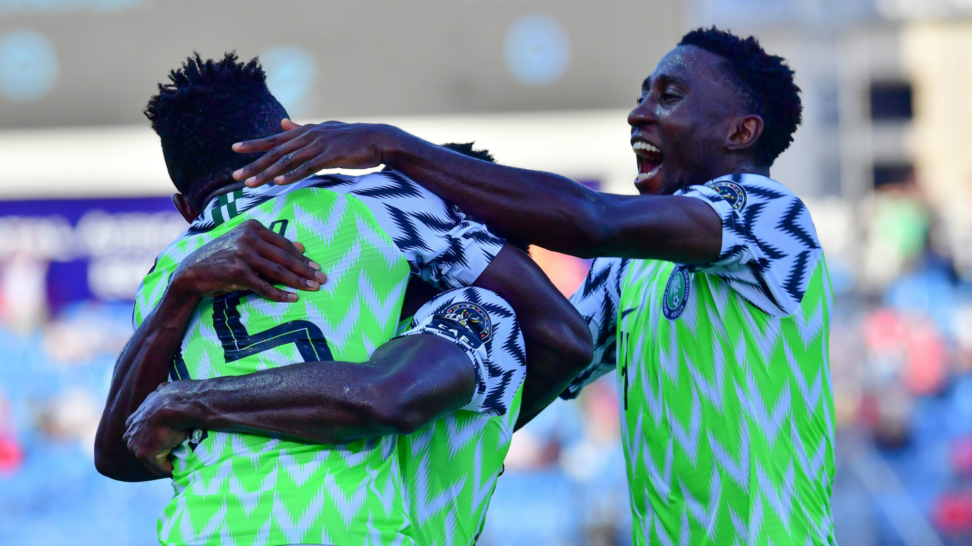 World Cup qualifying draw: Nigeria to face Cape Verde, Central African Republic and Liberia